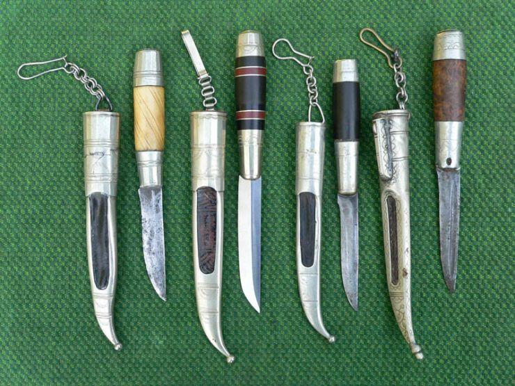 Что значит традиционный нож для финна?