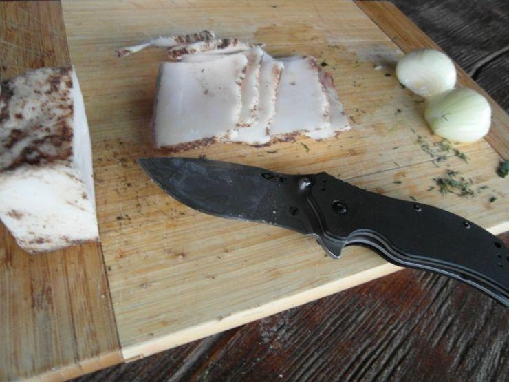 Для чего на самом деле нужен нож в городе?