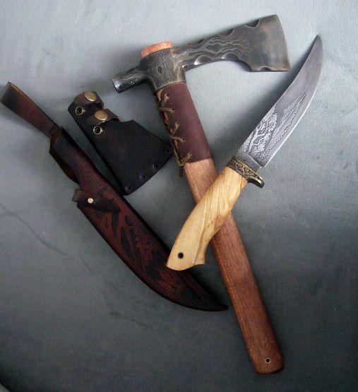 Его Величество Нож и его плюсы