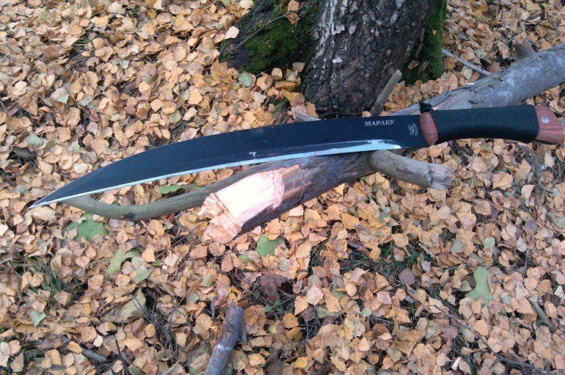 Нужен ли нож-мачете в наших широтах?