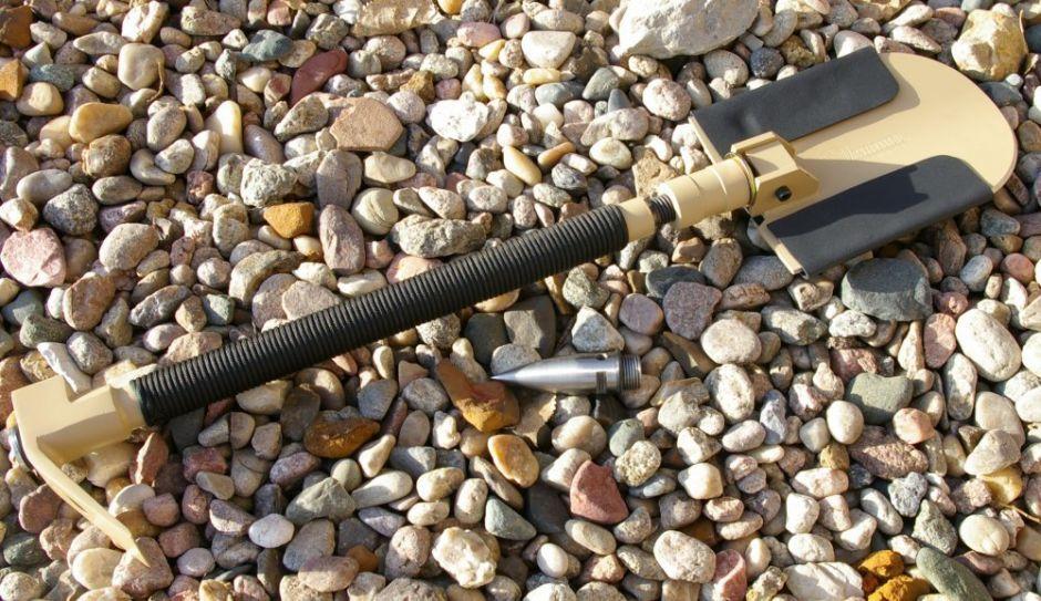 Crovel Extreme – дальнейшая модернизация лопаты-мультитула
