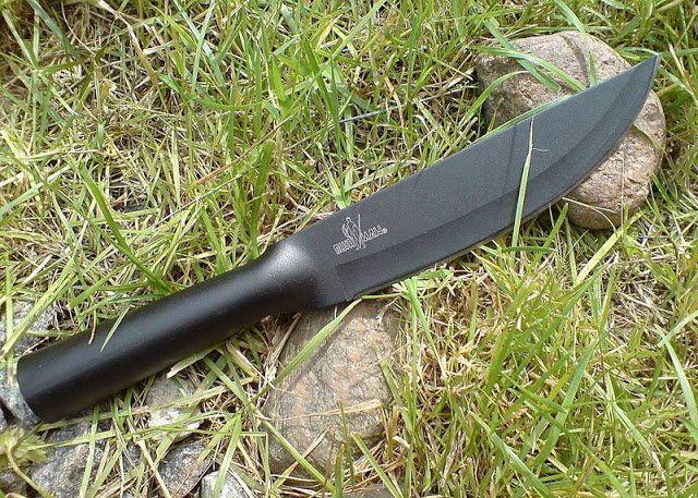 Достоинства настоящих ножей для выживания