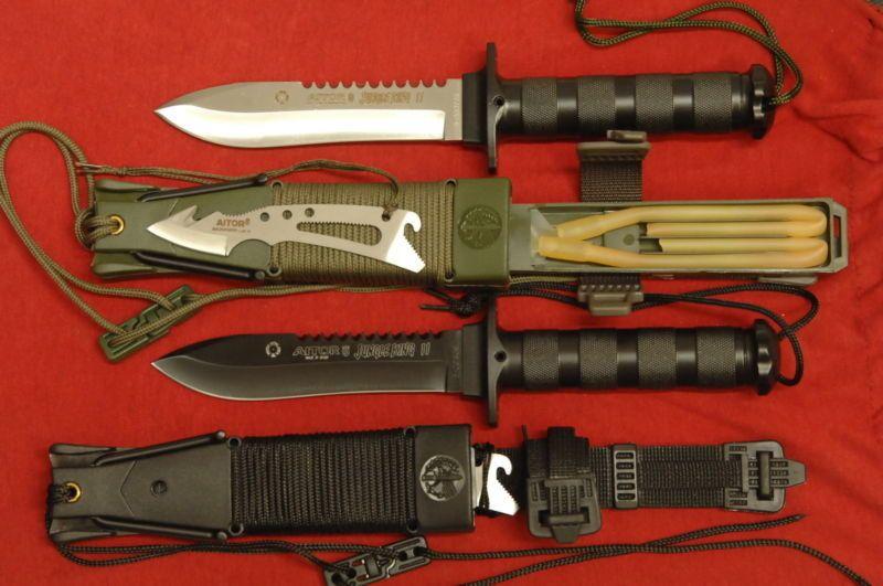 Недостатки ножей для выживания
