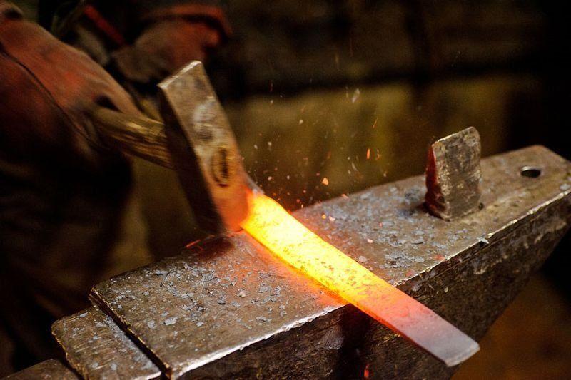 Как сейчас делают дамасскую сталь?