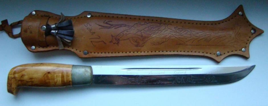 История появления ножевого бренда Мартини