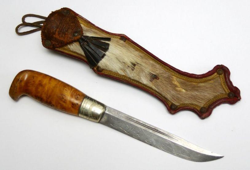 Особенности ножей от Мартини