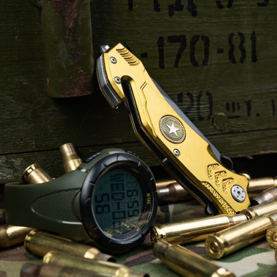 Army Rescue Boker by Magnum