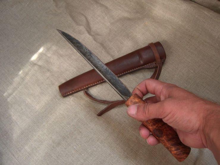 Клинок ножа и его особенности