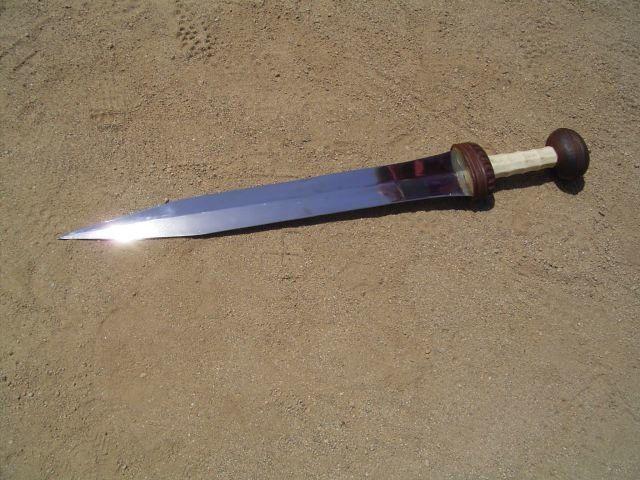 Почему именно меч?