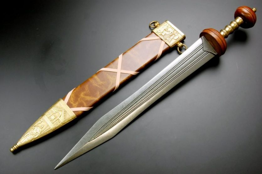 Особенности римских мечей