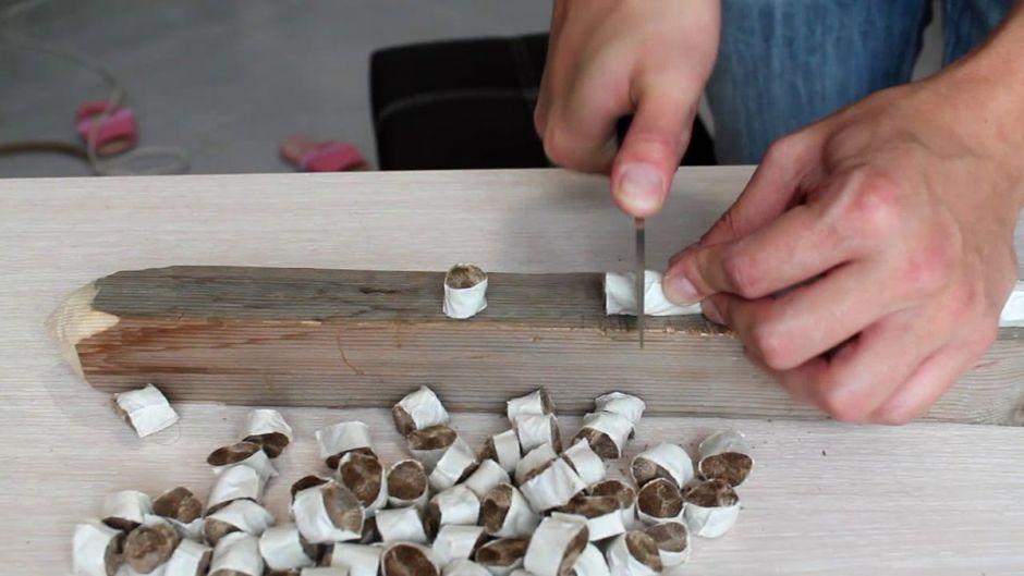 Проверка качества ножей в домашних условиях