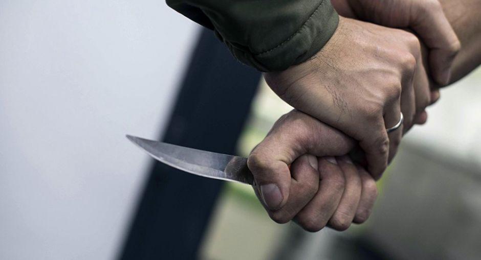 Что делать, если на вас напали с ножом на ближней дистанции?