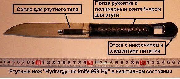 Второе рождение ртутных клинков в России