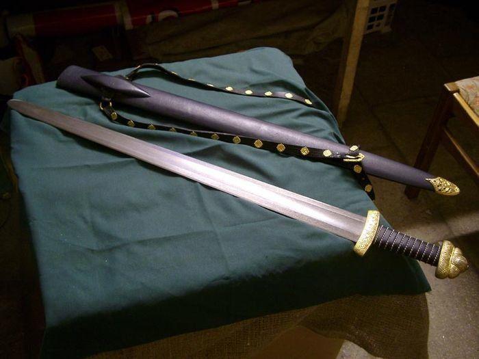 Что значил меч для славянского воина