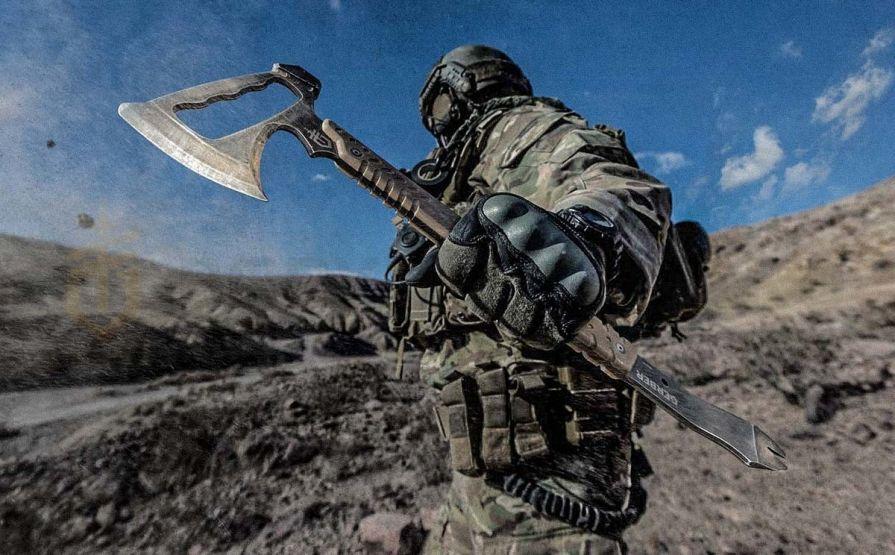 Для чего нужны томагавки современным военным?
