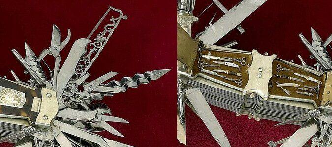 Описание Царь-ножа