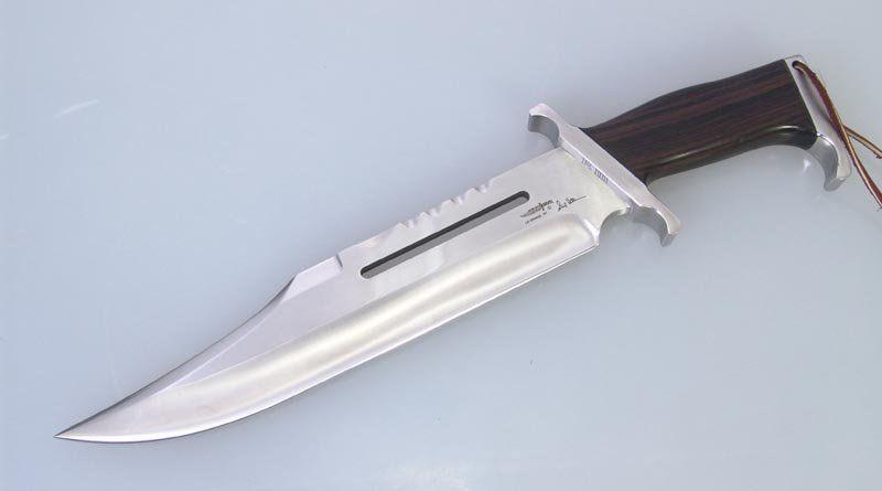 Другие модификации настоящего ножа Рембо