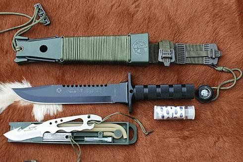 Ножи по мотивам