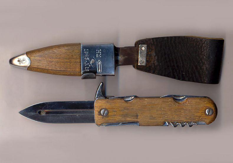 Запуск ножей в серию