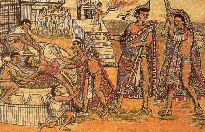 Почему ацтеки были такими кровожадными?