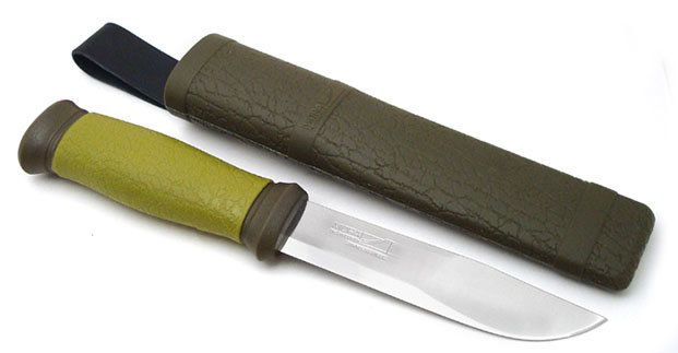 Самые яркие представители ножей от Мора