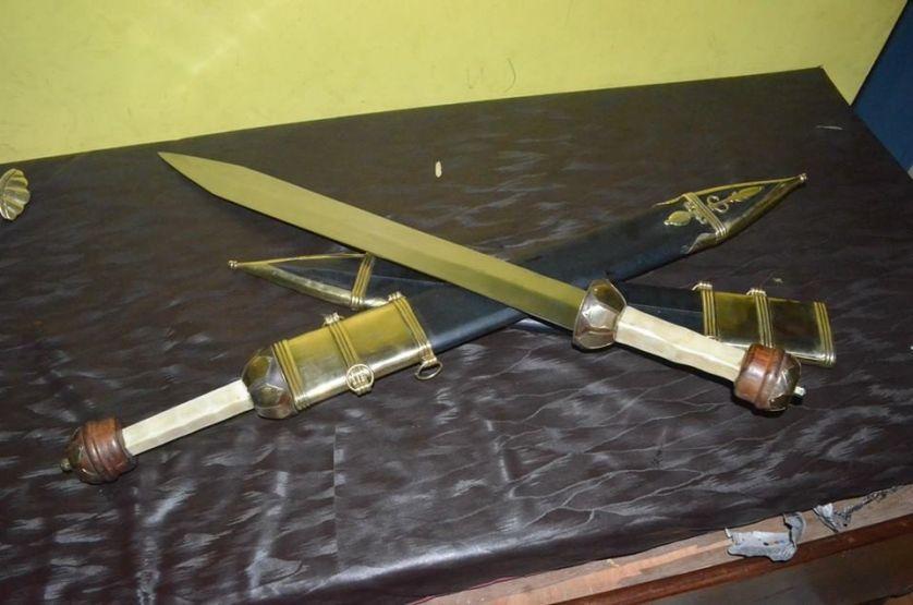 Основной меч гладиаторов