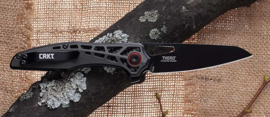 THERO FLIPPER DESIGNED BY T.J. SCHWARZ – CRKT