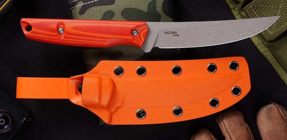 Scar orange от N.C.Custom