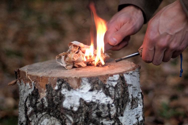 10 способов добыть огонь без спичек — Статьи