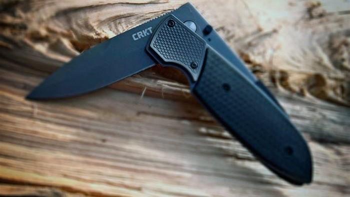 Складной нож CRKT Fulcrum 2