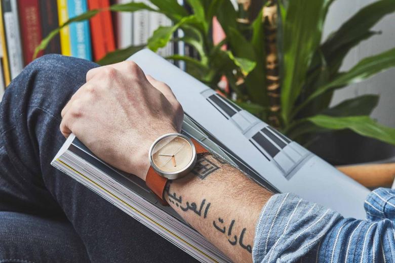 EDC-часы Grovemade Watch 02