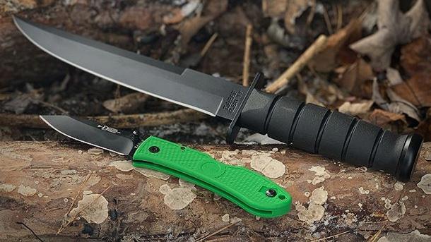 KA-BAR боевой нож
